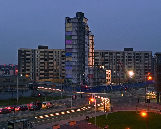 Housing Regeneration-Ballymun Dublin