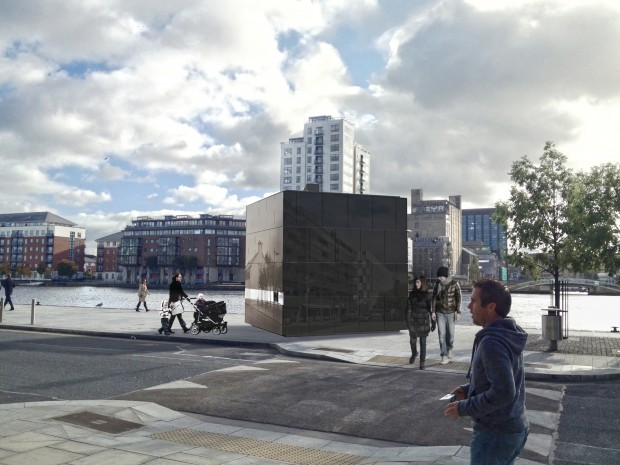 5Cube Launch Friday 19th June, 10.00am Hanover Quay