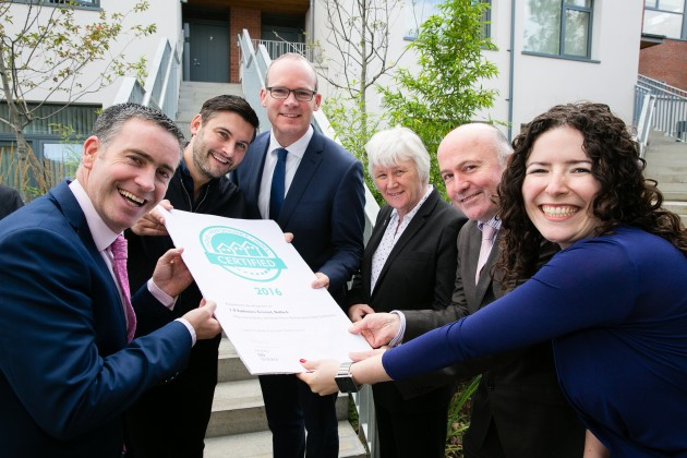 Minister Coveney launch