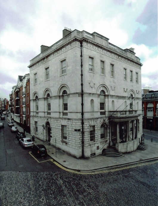 Former Newcomen Bank (Photograph by Charles Duggan)