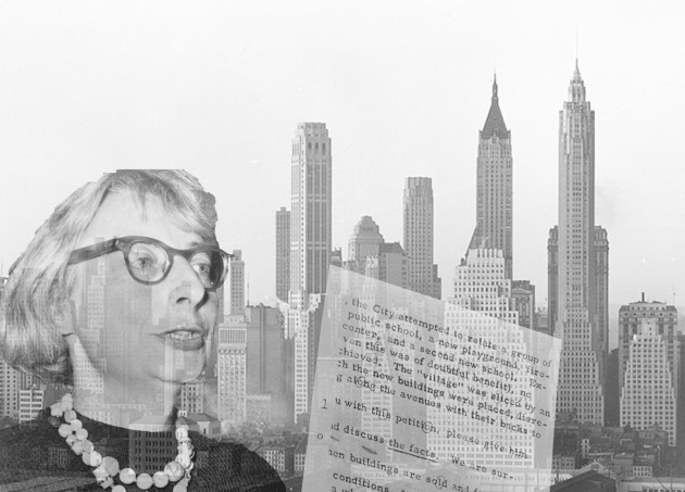 Screening and discussion on city planning: Citizen Jane at the IFI