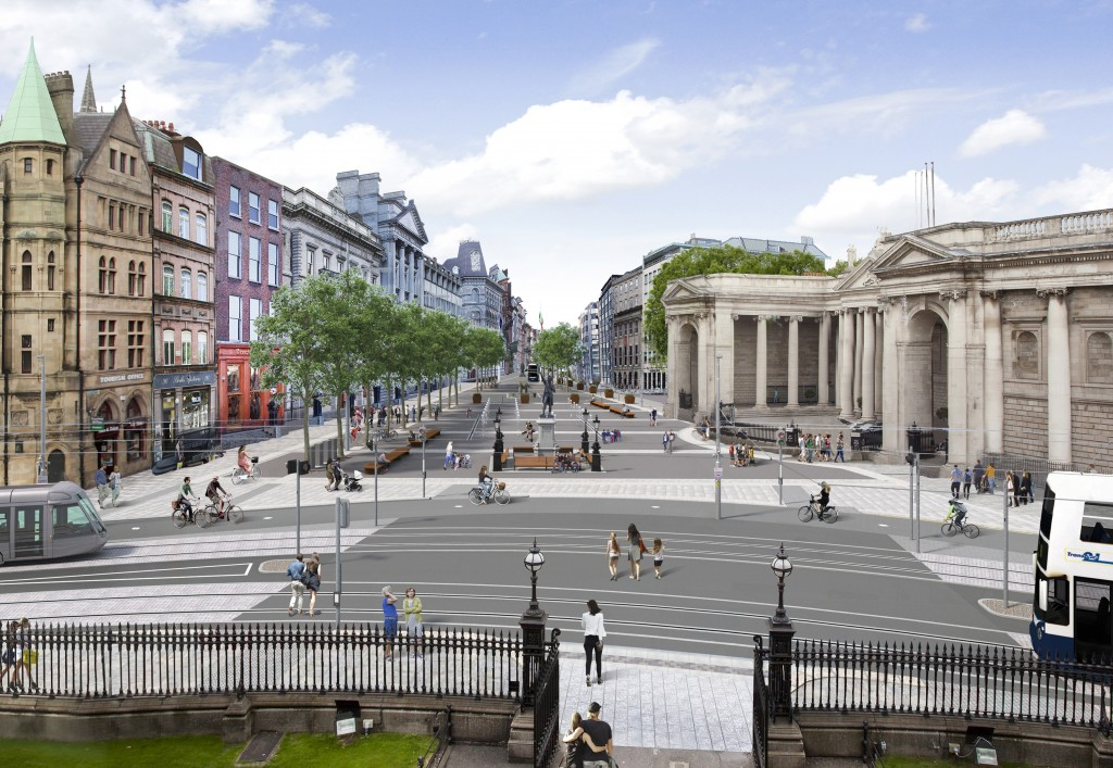 Design for College Green Announced