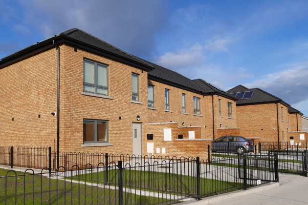 Cherry Orchard Housing Handover