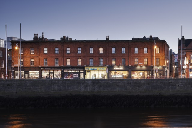 Crampton Buildings:  Renovation of Historic Housing in the city centre