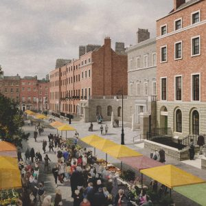 Planning permission granted for Parnell Square Cultural Quarter