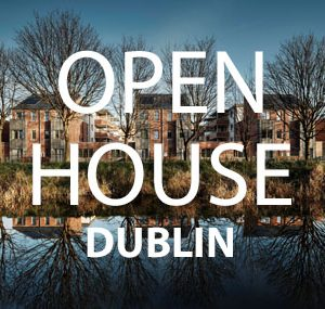 Dublin City Council supports Ireland's largest architecture festival: Open House Dublin