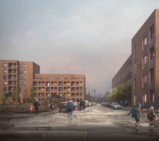 Cork Street Residential Development