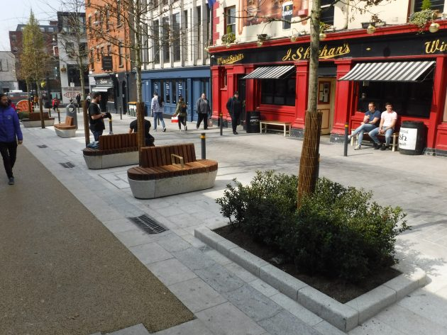 2020 Project Targets (Post 5 of 7) Public Realm