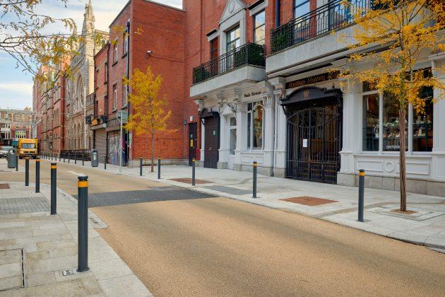 Clarendon Street Public Realm Improvement Works